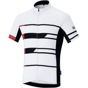 Shimano Team SS Jersey Men white